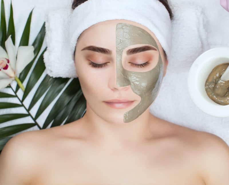 Gesichtsbehandlung - Luxury Beauty Treatment